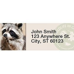 Wildlife In Crisis Rectangle Address Labels