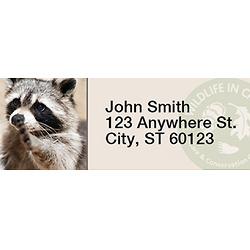 动物设计地址标签
