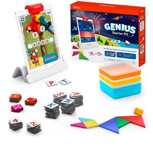 Osmo Genius Starter Kit STEM Toy Educational Learning Games