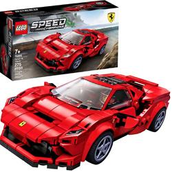 Speed Champions赛车系列76895 法拉利 F8 Tributo跑车