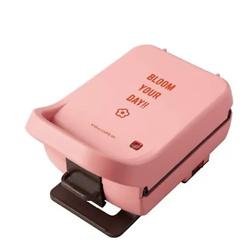 Recolte 日本热压吐司机 粉色
