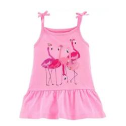 Baby Flamingo Jersey Tank