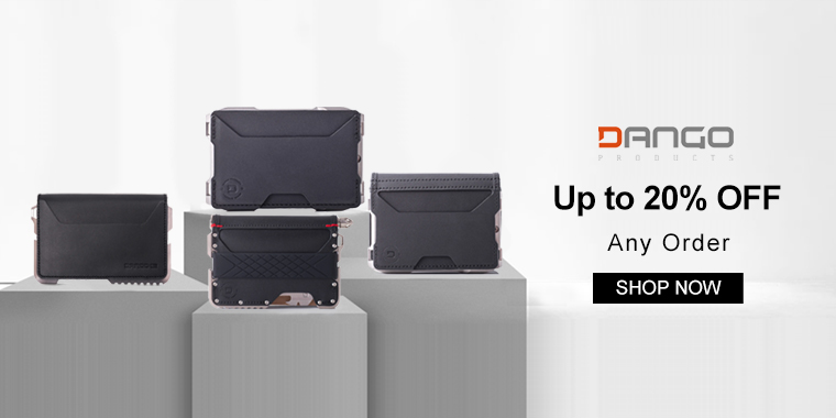 Dango Products: Up to 20% OFF Any Order