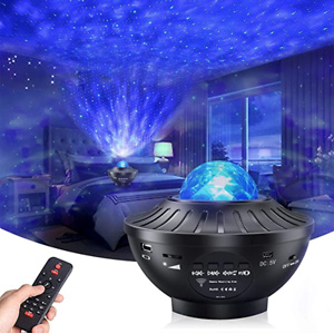 Star Projector Night Light , AIRIVO Ocean Wave Nebula Starry Projector