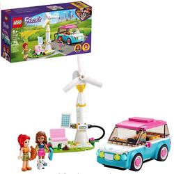 LEGO乐高 Friends好朋友系列 41443 Olivia的电动车