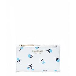 spencer dainty bloom small slim bifold wallet