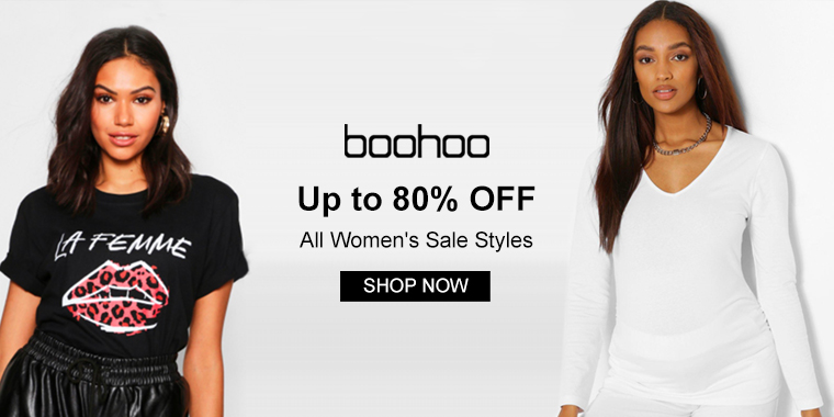 Boohoo AU: Up to 80% OFF All Women\'s Sale Styles