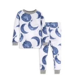 Snug Fit Organic Toddler Pajamas