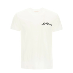 LOGO EMBROIDERY T-SHIRT
