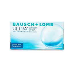 Bausch+Lomb ULTRA Multifocal for Astigmatism