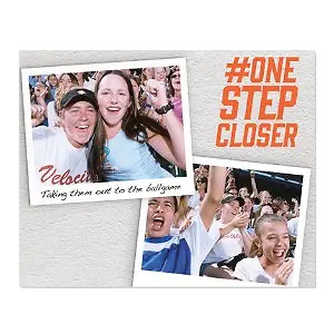 Free one step closer 8 x 10 print