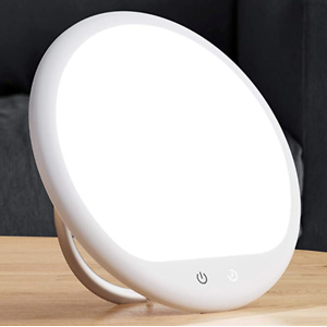 Light Therapy Lamp, TECHVILLA Happy Therapy Light