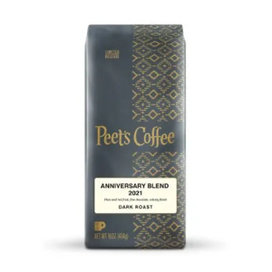 Peet's Coffee & Tea:All coffee 20% OFF