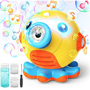 Hamdol Bubble Machine Blower for Toddlers