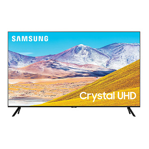 SAMSUNG 85-inch Class Crystal UHD TU-8000 Series - 4K UHD HDR Smart TV with Alexa Built-in