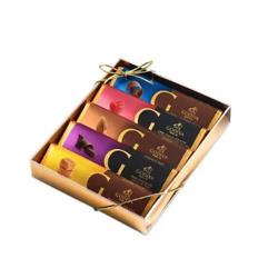 5条巧克力棒
