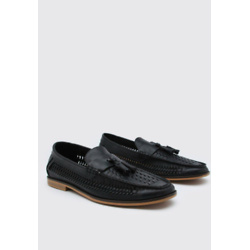 Weave PU Loafer