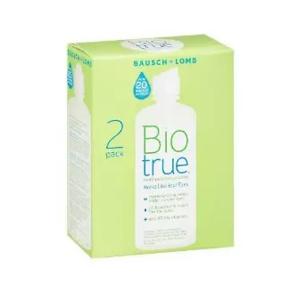 Bausch + Lomb Biotrue Multi-Purpose Solution10.0oz x 2 pack