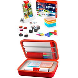 Osmo Genius Starter Kit + Grab & Go Large Storage Case Bundle