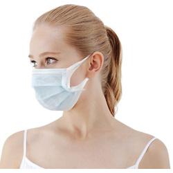 Winner Face Mask, Pack of 50 - Blue