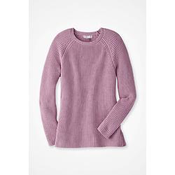 Cedar Creek Shaker Crewneck Sweater
