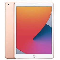 2020 Apple iPad (10.2-inch, Wi-Fi, 128GB) - Gold (8th Generation)