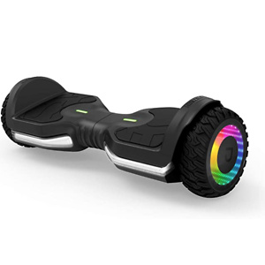 Jetson Flash Self Balancing Hoverboard with Built In Bluetooth Speaker
