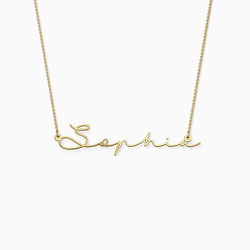 Mon Amour Name Necklace