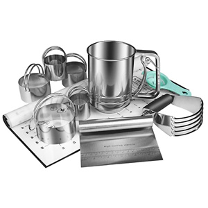 BYkooc Biscuit Cutter Set