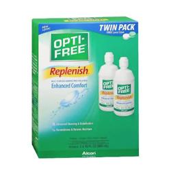 Opti-Free RepleniSH Multi-Purpose Disinfection Solution Value Pack2.0ea x 2 pack