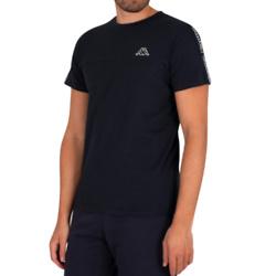 Kappa Logo Itap Slim Blue Navy T-Shirt