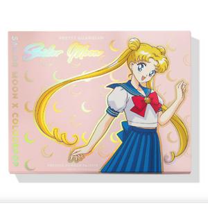 ColourPop X Sailor Moon Pretty Guardian shadow palette