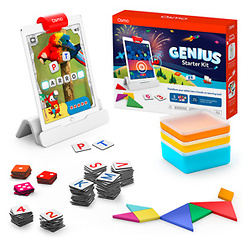 Osmo Genius Starter Kit + Grab & Go Small Storage Case Bundle