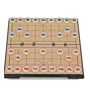 10 Inches Size Chinese Travel Chess Xiangqi Magnetic Set Toy