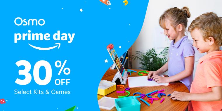 Amazon: 30% OFF Osmo Select Kits & Games