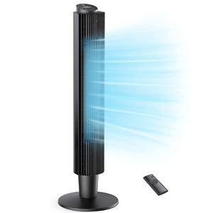 """TaoTronics Tower Fan, 42"""" or 36"""" Height Adjustable"""