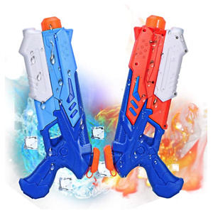Joyjoz Water Guns for Kids, 2 Pack Super Squirt Guns