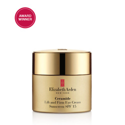 Ceramide Lift and Firm Eye Cream Sunscreen SPF 15