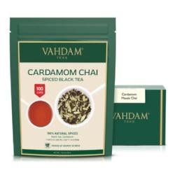 豆蔻马萨拉柴茶散叶 - (7.06盎司)