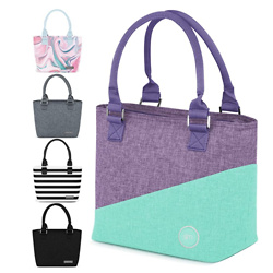 Simple Modern Insulated Adult Lunch Bag Tote Reusable Meal Container