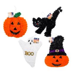 Halloween Wall Décor - Assorted