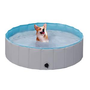 Yaheetech Pet/Kid Bath Swimming Pool