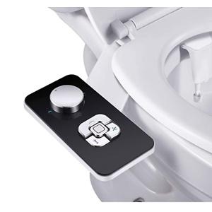 SAMODRA Non-electric Cold Water Bidet Toilet Seat Attachment