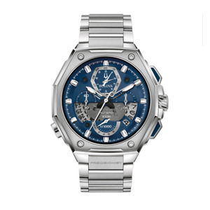 Bulova: Free Watch Roll Gift with Purchase of $350 or More
