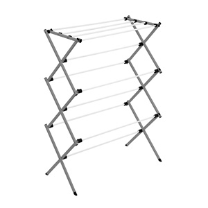 Honey-Can-Do Collapsible Clothes Drying Rack DRY-09065 Metal Clothes Drying Rack