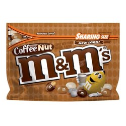 M&M'S COFFEE NUT CHOCOLATE