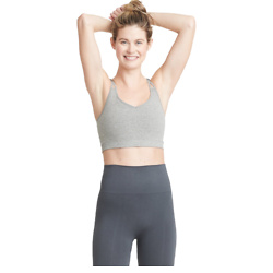 Whitney Cooling Low Impact Unlined Sports Bra