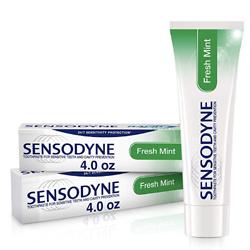 Sensodyne Fresh Mint Sensitive Toothpaste