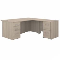 Office 500 72W L Shaped Executive Desk