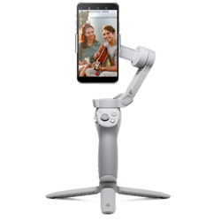 DJI OM 4 - Handheld 3-Axis Smartphone Gimbal Stabilizer with Grip
